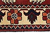 Turkman Brown Runner Hand Knotted 210 X 911  Area Rug 250-22706 Thumb 5