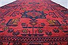 Bokhara Red Runner Hand Knotted 29 X 97  Area Rug 250-22723 Thumb 5