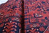 Bokhara Red Runner Hand Knotted 29 X 95  Area Rug 250-22726 Thumb 11