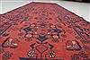 Bokhara Red Runner Hand Knotted 29 X 95  Area Rug 250-22726 Thumb 3