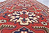 Turkman Brown Runner Hand Knotted 29 X 93  Area Rug 250-22739 Thumb 2
