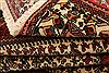 Abadeh Red Hand Knotted 411 X 66  Area Rug 100-22740 Thumb 5