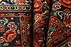 Bakhtiar Multicolor Hand Knotted 48 X 68  Area Rug 100-22742 Thumb 4