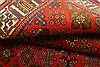 Maymeh Red Hand Knotted 47 X 66  Area Rug 100-22745 Thumb 5