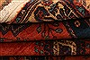 Sirjan Red Hand Knotted 45 X 71  Area Rug 100-22750 Thumb 5