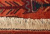 Sirjan Red Hand Knotted 45 X 71  Area Rug 100-22750 Thumb 7