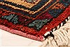 Sirjan Red Hand Knotted 45 X 71  Area Rug 100-22750 Thumb 8