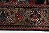 Kashmir Blue Runner Hand Knotted 28 X 118  Area Rug 250-22777 Thumb 3