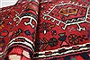 Karajeh Red Runner Hand Knotted 26 X 1211  Area Rug 250-22788 Thumb 10