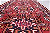 Karajeh Red Runner Hand Knotted 26 X 1211  Area Rug 250-22788 Thumb 1
