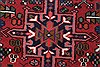 Karajeh Red Runner Hand Knotted 26 X 1211  Area Rug 250-22788 Thumb 3