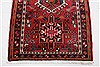 Karajeh Red Runner Hand Knotted 26 X 1211  Area Rug 250-22788 Thumb 5