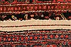 Sanandaj Red Hand Knotted 48 X 71  Area Rug 100-22813 Thumb 10