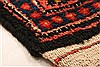 Sanandaj Red Hand Knotted 48 X 71  Area Rug 100-22813 Thumb 1