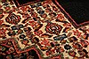 Sanandaj Red Hand Knotted 48 X 71  Area Rug 100-22813 Thumb 5