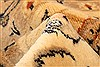 Chobi Beige Hand Knotted 44 X 511  Area Rug 100-22837 Thumb 5