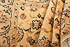Tabriz Beige Hand Knotted 33 X 411  Area Rug 100-22854 Thumb 4