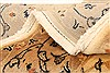 Tabriz Beige Hand Knotted 33 X 411  Area Rug 100-22854 Thumb 5