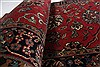 Kashmir Red Runner Hand Knotted 27 X 95  Area Rug 250-22944 Thumb 8