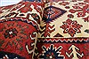 Turkman Yellow Runner Hand Knotted 29 X 103  Area Rug 250-23000 Thumb 13
