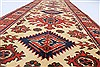 Turkman Yellow Runner Hand Knotted 29 X 103  Area Rug 250-23000 Thumb 2