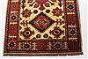 Turkman Yellow Runner Hand Knotted 29 X 103  Area Rug 250-23000 Thumb 6