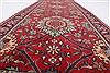 Kashmir Red Runner Hand Knotted 27 X 911  Area Rug 250-23014 Thumb 12