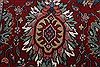 Kashmir Red Runner Hand Knotted 27 X 911  Area Rug 250-23014 Thumb 1