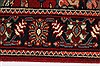 Kashmir Red Runner Hand Knotted 27 X 911  Area Rug 250-23014 Thumb 2