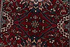 Kashmir Red Runner Hand Knotted 27 X 911  Area Rug 250-23014 Thumb 3