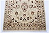 Chobi Beige Runner Hand Knotted 26 X 98  Area Rug 250-23034 Thumb 6