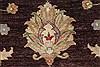 Pishavar Brown Hand Knotted 121 X 1410  Area Rug 250-23057 Thumb 15