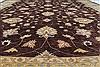 Pishavar Brown Hand Knotted 121 X 1410  Area Rug 250-23057 Thumb 16