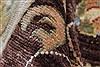 Pishavar Brown Hand Knotted 121 X 1410  Area Rug 250-23057 Thumb 4