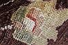 Pishavar Brown Hand Knotted 121 X 1410  Area Rug 250-23057 Thumb 5