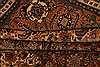 Tabriz Brown Hand Knotted 66 X 97  Area Rug 100-23071 Thumb 4