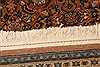 Tabriz Brown Hand Knotted 66 X 97  Area Rug 100-23071 Thumb 6