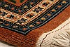 Tabriz Brown Hand Knotted 66 X 97  Area Rug 100-23071 Thumb 7