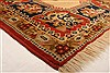 Bakhtiar Brown Hand Knotted 73 X 102  Area Rug 100-23078 Thumb 9