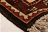 Bakhtiar Red Hand Knotted 71 X 89  Area Rug 100-23079 Thumb 4