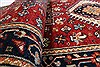 Karajeh Red Runner Hand Knotted 26 X 100  Area Rug 250-23119 Thumb 10