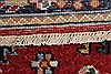 Karajeh Red Runner Hand Knotted 26 X 100  Area Rug 250-23119 Thumb 12