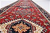 Karajeh Red Runner Hand Knotted 26 X 100  Area Rug 250-23119 Thumb 1