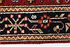 Karajeh Red Runner Hand Knotted 26 X 100  Area Rug 250-23119 Thumb 2
