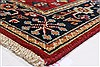 Karajeh Red Runner Hand Knotted 26 X 100  Area Rug 250-23119 Thumb 5