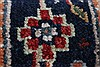 Karajeh Red Runner Hand Knotted 26 X 100  Area Rug 250-23119 Thumb 7