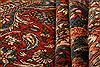 Bakhtiar Red Hand Knotted 610 X 104  Area Rug 100-23123 Thumb 4