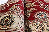 Isfahan Red Runner Hand Knotted 27 X 910  Area Rug 250-23125 Thumb 12