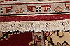 Isfahan Red Runner Hand Knotted 27 X 910  Area Rug 250-23125 Thumb 2
