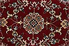 Isfahan Red Runner Hand Knotted 27 X 910  Area Rug 250-23125 Thumb 5